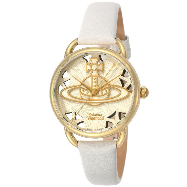 VivienneWestwood ヴィヴィアン・ウエストウッド VV163CMCM ブランド 時計 腕時計 レディース 誕生日 プレゼント ギフト(代引不可)【送料無料】