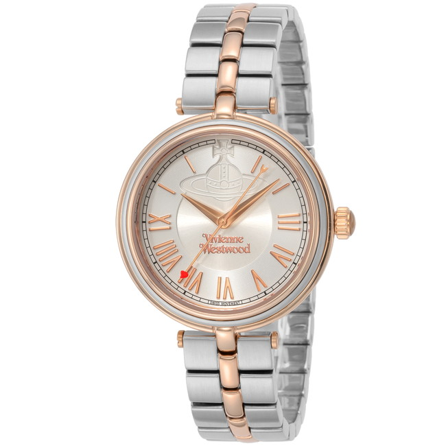 VivienneWestwood ヴィヴィアン・ウエストウッド VV168RSSL ブランド 時計 腕時計 レディース 誕生日 プレゼント ギフト(代引不可)【送料無料】