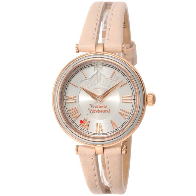 VivienneWestwood ヴィヴィアン・ウエストウッド VV168SLPK ブランド 時計 腕時計 レディース 誕生日 プレゼント ギフト(代引不可)【送料無料】