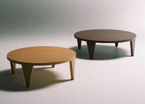 折りたたみ ラウンド テーブル 円形(幅120)(代引き不可)【inte_D1806】