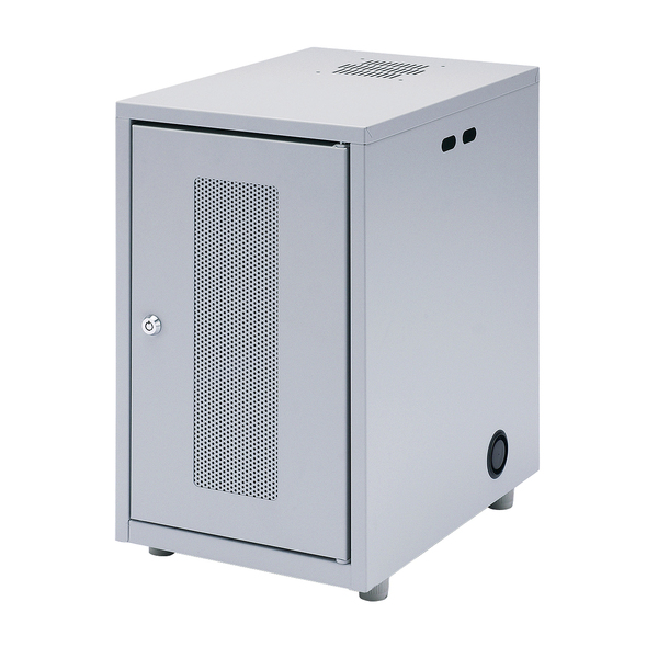 サンワサプライ NAS、HDD、ネットワーク機器収納ボックス CP-KBOX1(代引不可)【送料無料】