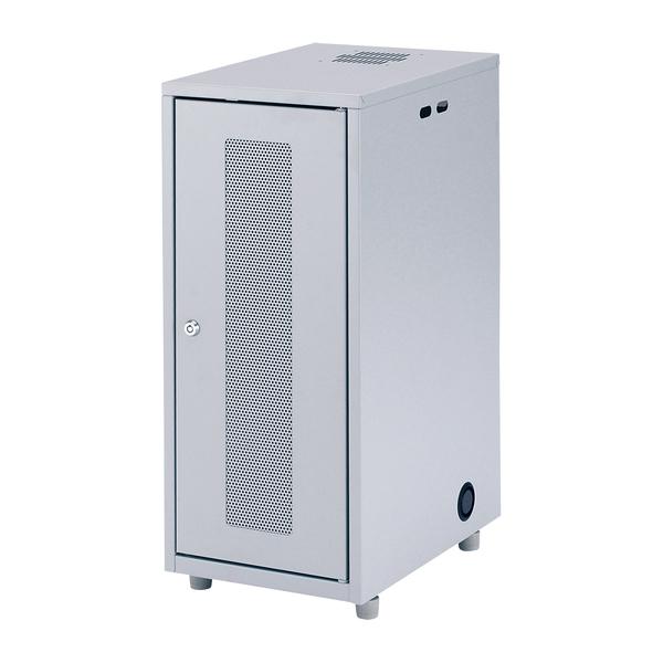 サンワサプライ NAS、HDD、ネットワーク機器収納ボックス CP-KBOX3(代引不可)【送料無料】