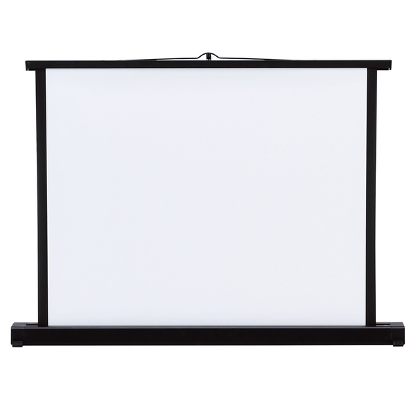 サンワサプライ プロジェクタースクリーン(机上式) PRS-K30K【送料無料】 (代引不可)