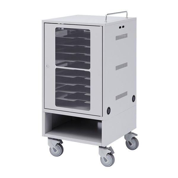 サンワサプライ タブレット収納保管庫(10台収納) CAI-CAB23(代引不可)【送料無料】