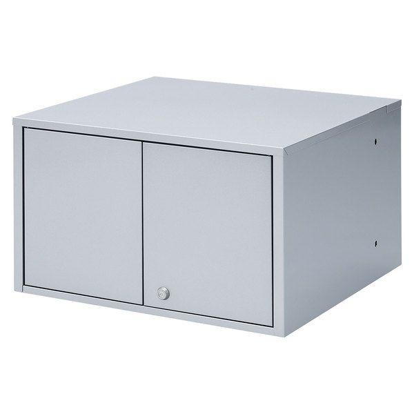 サンワサプライ 液晶・プラズマTVスタンド用セキュリティボックス CR-PLBOX2N(代引不可)【送料無料】
