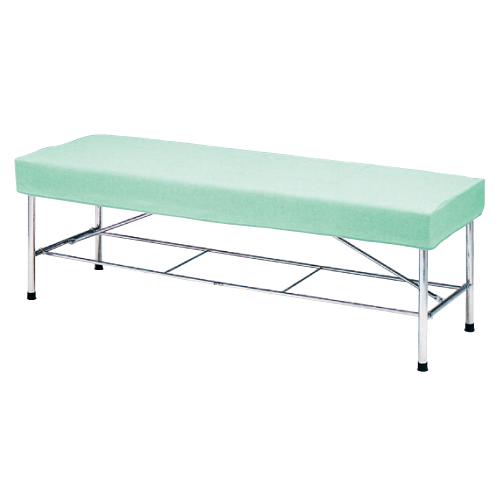 ププキン タオル防水診察台カバー 適用サイズ:600×1800 グリーン C-600【送料無料】