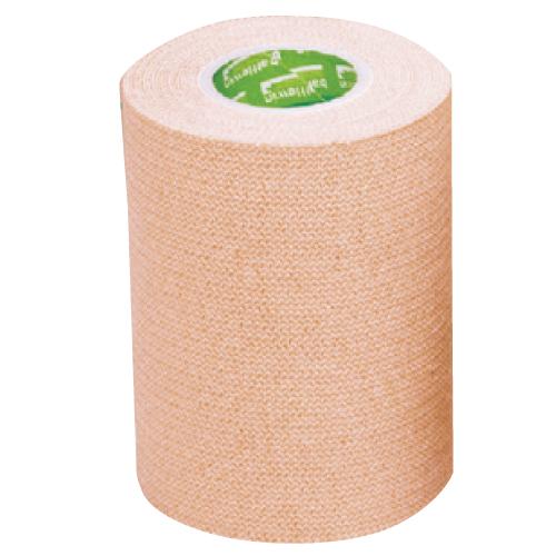ニチバン テーピングテープ(伸縮) サイズ(幅×長さ):75×4m 入数:12巻 E75【送料無料】