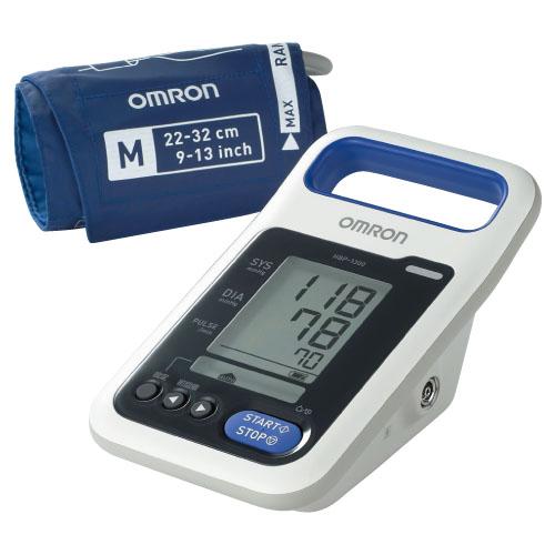 オムロンヘルスケア 自動血圧計 HBP-1300【送料無料】
