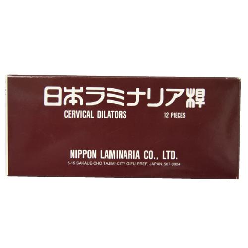 日本ラミナリア ラミナリア桿 規格:SL(細の長) サイズ(長さ×太さ):80±×4.0±【送料無料】