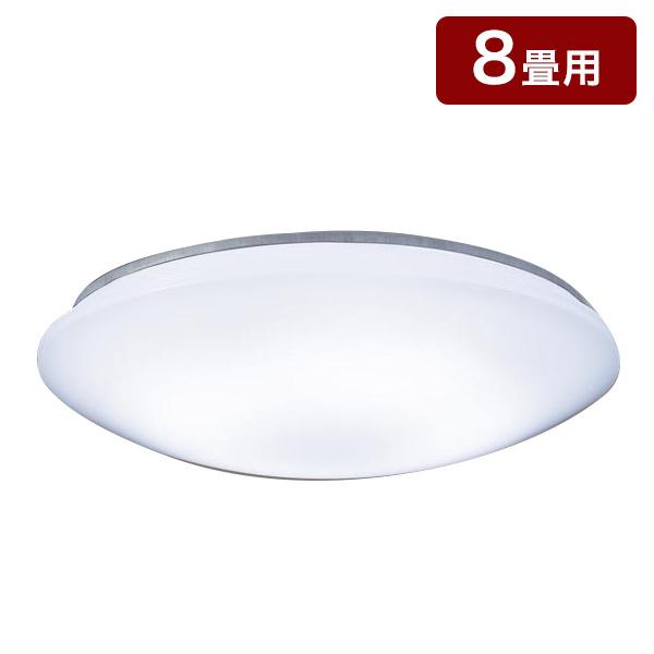 パナソニック LEDシーリングライト 8畳用 LSEB1069K 調光 調色 リモコン付(代引不可)【送料無料】