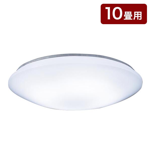 パナソニック LEDシーリングライト 10畳用 LSEB1071K 調光 調色 リモコン付(代引不可)【送料無料】