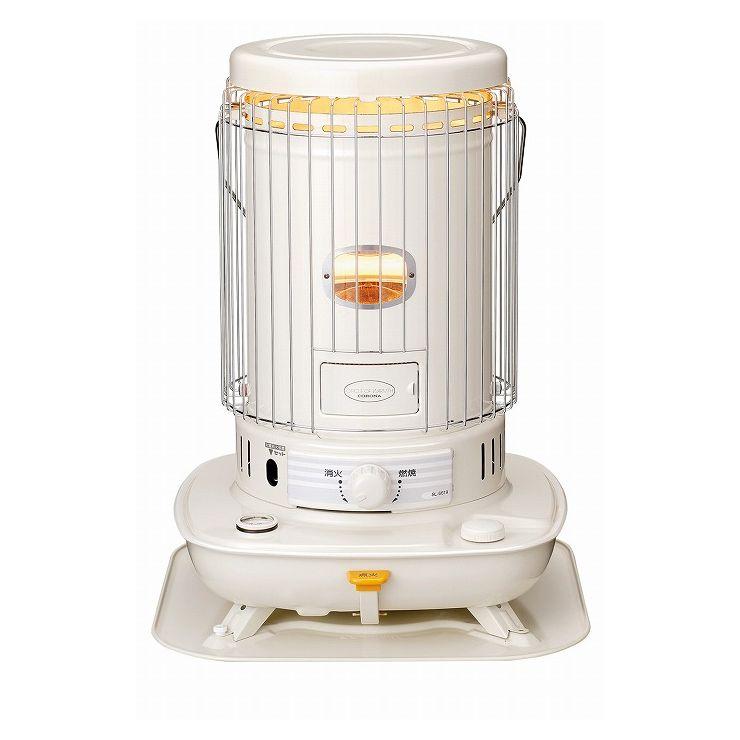 暖房 石油ストーブ SL-5119(W) ストーブ 暖房器具(代引不可)【送料無料】