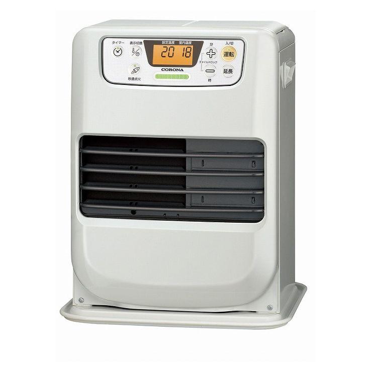 暖房 石油ファンヒーター FH-M2519Y(W) ファン ファンヒーター 暖房器具(代引不可)【送料無料】