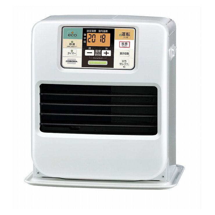 暖房 石油ファンヒーター FH-SR3319Y(W) ファン ファンヒーター 暖房器具(代引不可)【送料無料】
