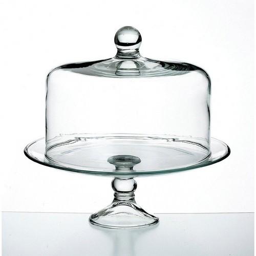 《ケーキドーム》■【royal leerdam】Platter and Dome ケーキドーム LB08 ケーキドーム 【送料無料】