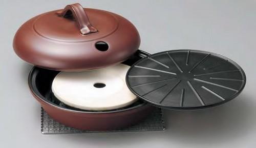 《富仙作》■【耐熱陶器】富仙ピッツァ.ヴィータ L2264 富仙作
