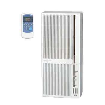 CORONA コロナ 窓用エアコン 冷暖房兼用 CWH-A1820(WS) エアコン 冷房 暖房 器具(代引不可)【送料無料】