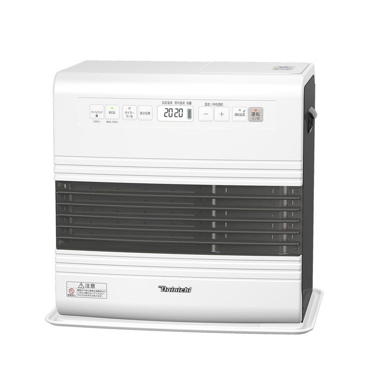 ダイニチ 家庭用石油ファンヒーター FW-4718GR(W) 暖房 空調 ヒーター ファンヒーター【送料無料】