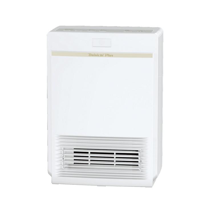 ダイニチ セラミック ファンヒーター EF-1218D(W) 空調 加湿器 ハイブリッド加湿器【送料無料】