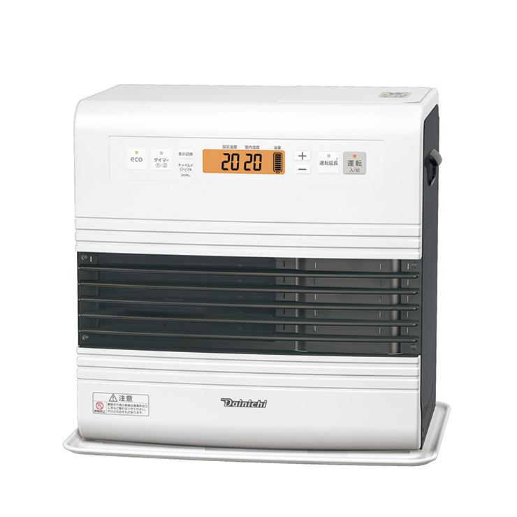 ダイニチ 家庭用石油ファンヒーター FW-5719GR(W) 暖房 ストーブ【送料無料】