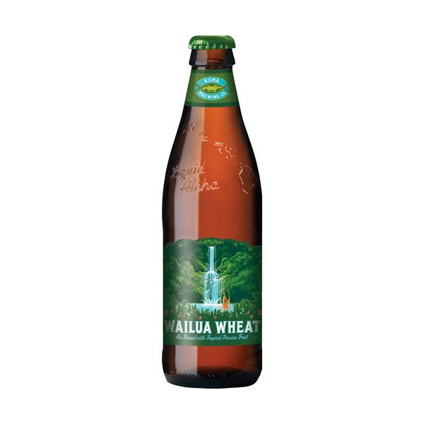 ワイルア ウィート【355ml 瓶 24本入】 コナビール Wailua Wheat Kona Beer (緑)【送料無料】