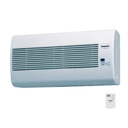 パナソニック 気調換気扇 壁掛け 熱交換型 FY-16ZGB1-W(代引不可)【送料無料】