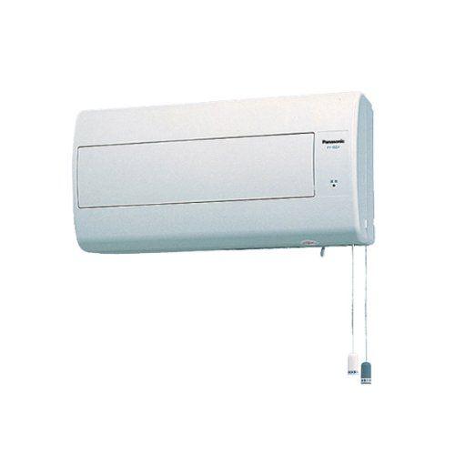 パナソニック 気調換気扇 壁掛け 熱交換型 FY-16ZJ1-W(代引不可)【送料無料】