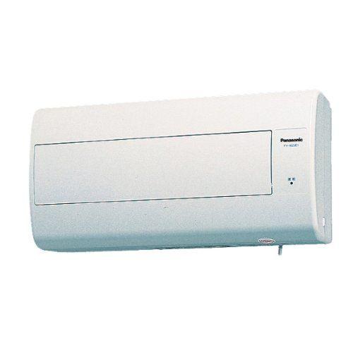 パナソニック 気調換気扇 壁掛け 熱交換型 FY-16ZJE1-W(代引不可)