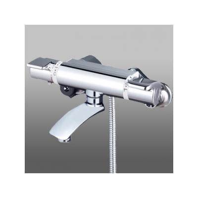 【爆売り!】 KVK(ケーブイケー) サーモスタット式シャワー 寒冷地用 洗い場専用水栓 (KF890フルメタルシリーズ) (KF890W), シズナイグン 655cf89c