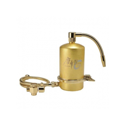 水生活製作所 磨水IV(ゴールド) カウンター据置きタイプ (J207P-G)