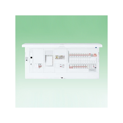 パナソニック 分電盤 太陽光発電・電気温水器・IH リミッタースペース付 50A BHN3582S4