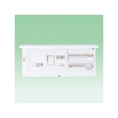 パナソニック 分電盤 太陽光発電・蓄熱暖房器(40A)・エコキュート(20A)・IH リミッタースペース付 50A BHS35202S24