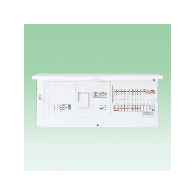 パナソニック 分電盤 太陽光発電・蓄熱暖房器(50A)・エコキュート(20A)・IH リミッタースペース付 50A BHS35202S25