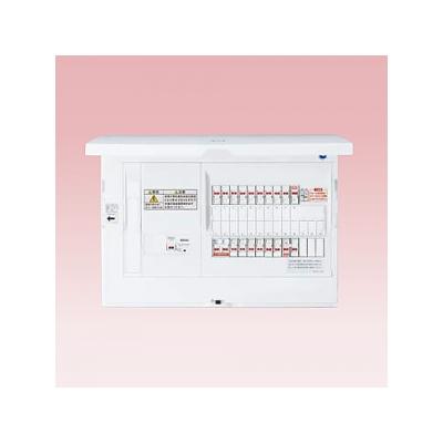 パナソニック 分電盤 電気温水器・IH リミッタースペースなし 分岐タイプ 100A BHS810293B4