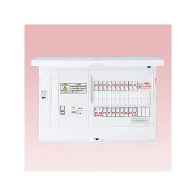 パナソニック 分電盤 エコキュート・IH リミッタースペースなし 1次送りタイプ 100A BHS810303T2