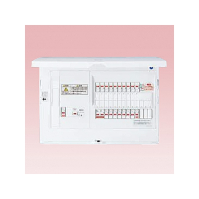 パナソニック 分電盤 エコキュート・IH リミッタースペースなし 1次送りタイプ 75A BHS87183T2