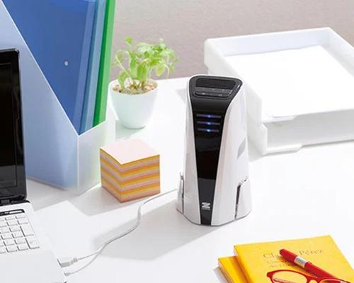 空気清浄機 ミニエアクリーナー ZF-PA05 2種フィルター搭載 集塵 光触媒 空気清浄機 USB+AC電源 ゼンケン(代引不可)【送料無料】