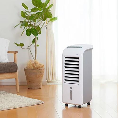 加湿機能付きスリム温冷風扇 ZHC-1200 ゼンケン(代引不可)【送料無料】
