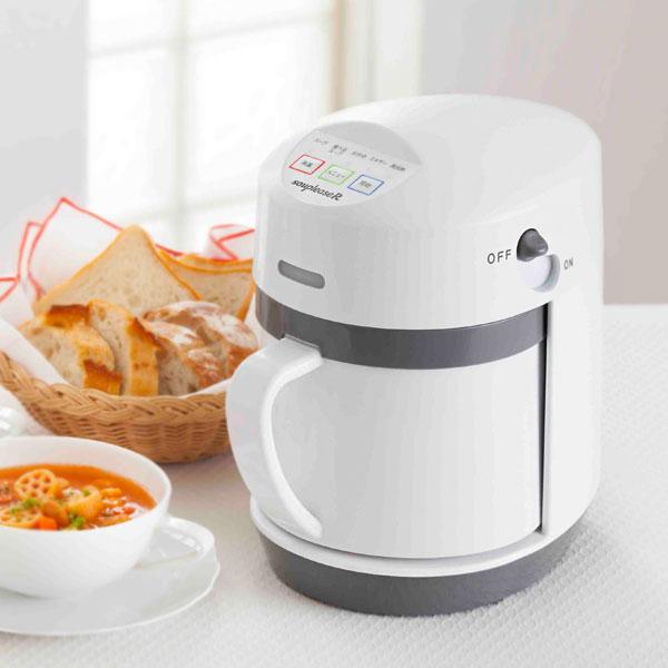 スープリーズR ZSP-4 スープメーカー 全自動 保温機能付き 再加熱機能 レシピブック付き お手入れ簡単 スープ ゼンケン(代引不可)【送料無料】
