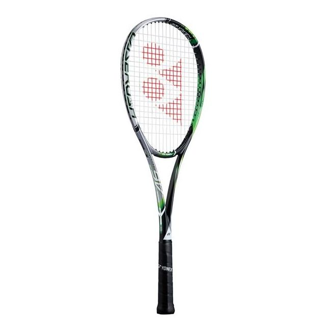 Yonex(ヨネックス) ソフトテニスラケット LASERUSH 9V(フレームのみ) LR9V 【カラー】ブライトグリーン 【サイズ】UL1【送料無料】【S1】