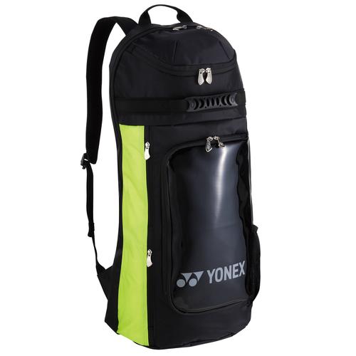 Yonex(ヨネックス) ラケットリュック(ラケット2本用) BAG1729 【カラー】ブラック【送料無料】