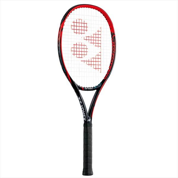 Yonex(ヨネックス) 硬式テニスラケット VCORE SV100 Vコア エスブイ100(フレームのみ) VCSV100 グロスレッド 【サイズ】LG2【送料無料】