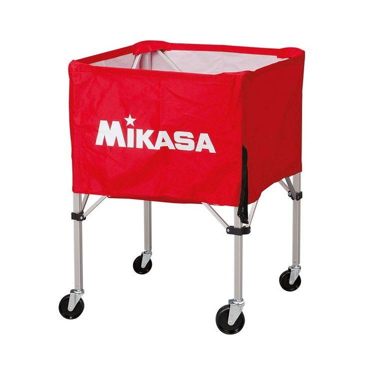 ミカサ(MIKASA) 器具 ボールカゴ 屋外用(フレーム・幕体・キャリーケース3点セット) BCSPHL 【カラー】レッド【送料無料】