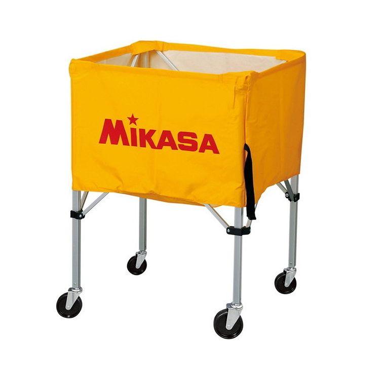 ミカサ(MIKASA) 器具 ボールカゴ 屋外用(フレーム・幕体・キャリーケース3点セット) BCSPHL 【カラー】イエロー【送料無料】
