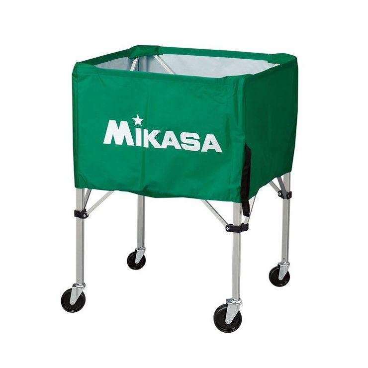 ミカサ(MIKASA) 器具 ボールカゴ 屋外用(フレーム・幕体・キャリーケース3点セット) BCSPHL 【カラー】グリーン【送料無料】