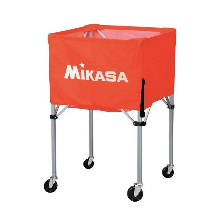 ミカサ(MIKASA) 器具 ボールカゴ 屋外用(フレーム・幕体・キャリーケース3点セット) BCSPHL 【カラー】オレンジ【送料無料】