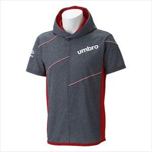 アンブロ umbro サッカー ドライFDD S/Sシャツ UCS7470 RNVY:リコメン堂