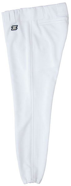 ZETT(ゼット) 野球 ユニフォームアメリカンロングパンツ BU1072ALA 1100 ホワイト XO【送料無料】