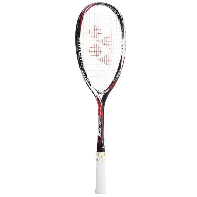 ヨネックス ソフトテニスラケット NEXIGA 90G(ネクシーガ 90G) フレームのみ NXG90G 【カラー】ジャパンレッド 【サイズ】SL1【送料無料】