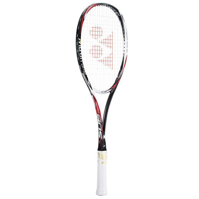 ヨネックス ソフトテニスラケット NEXIGA 90S(ネクシーガ 90S) フレームのみ NXG90S 【カラー】ジャパンレッド 【サイズ】SL1【送料無料】